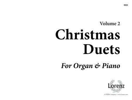 Christmas Duets for Organ and Piano, No. 2