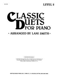 Classic Duets for Piano - Level 2