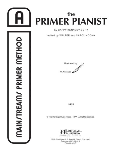 Mainstreams - The Primer Pianist A
