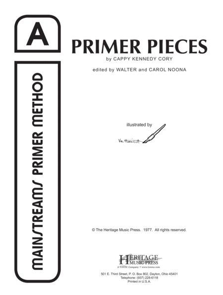 Mainstreams - Primer Pieces A