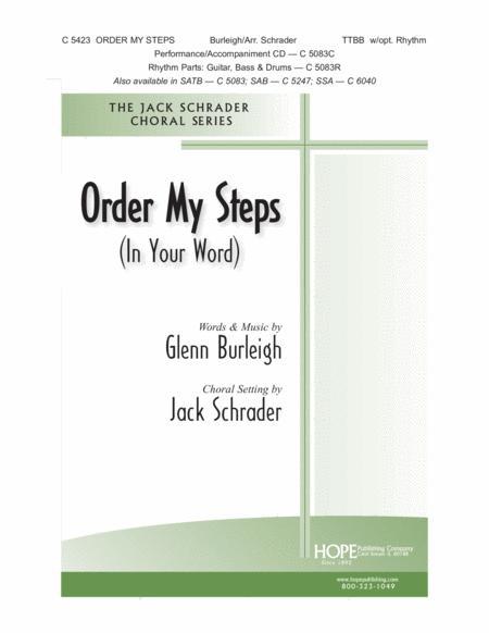 Order My Steps