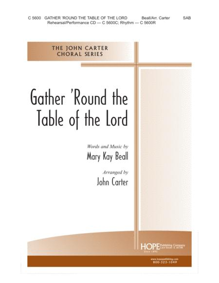 Gather 'Round the Table of the Lord
