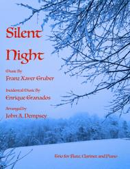 Silent Night (Trio for Flute, Clarinet and Piano)