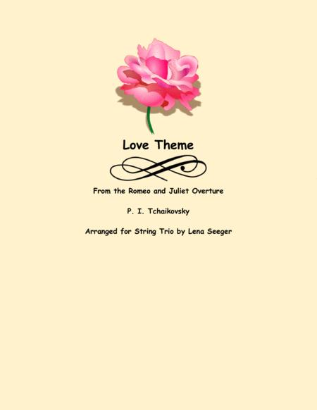 Love Theme from Romeo and Juliet (string trio)