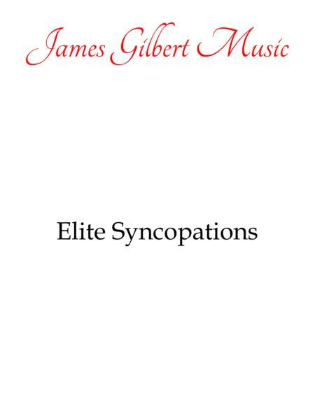 Elite Syncopations (Joplin)
