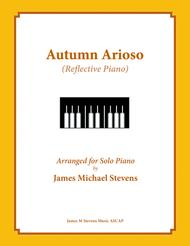 Autumn Arioso - Reflective Piano