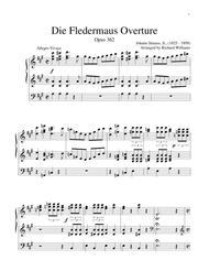Die Fledermaus Overture