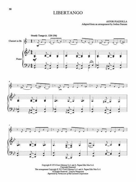 Buy CLARINET scores, sheet music : LATIN - BOSSA - WORLD