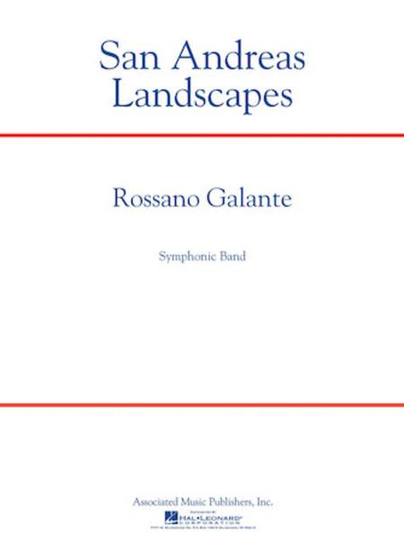 San Andreas Landscapes Full Score