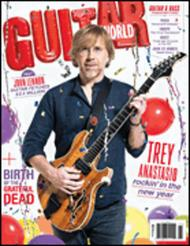 Guitar World Magazine January 2016