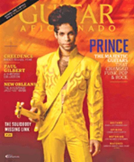 Guitar Aficionado Magazine September / October 2016