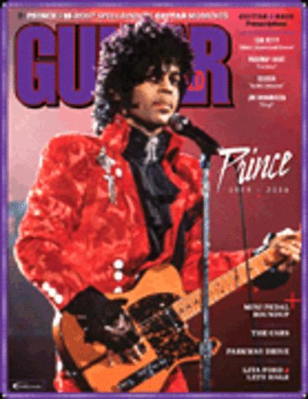 Guitar World Magazine August 2016