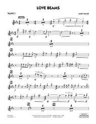 Love Beams - Trumpet 1