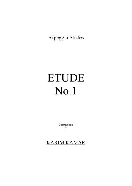 ETUDE No.1