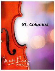 St. Columba - Orchestral Score & Parts