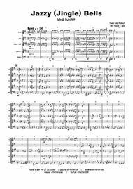 Jazzy Jingle Bells - Christmas Swing - Wind Quintet