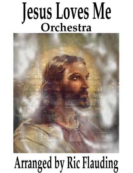 Jesus Loves Me (Orchestra)