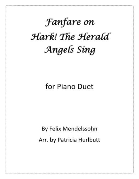 Fanfare on Hark! The Herald Angels Sing