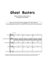 Ghostbusters for Steel Band