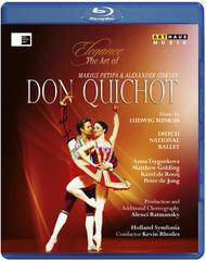 Ludwig Minkus: Don Quichot [Blu-ray]