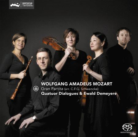 Wolfgang Amadeus Mozart: Gran Partita
