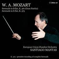 Mozart: Serenade in B-Flat, K. 361 - Serenade in E-Flat, K. 375