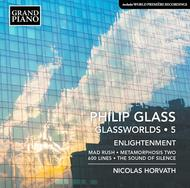Philip Glass: Piano Works, Vol. 5
