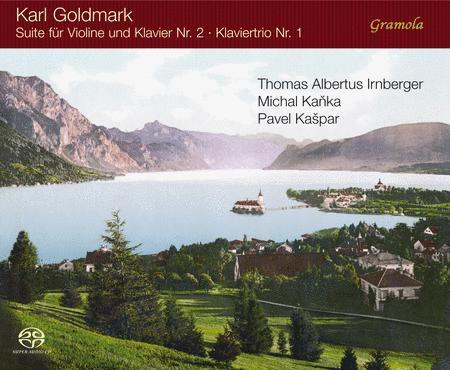 Karl Goldmark: Suite for Violin & Piano No. 2