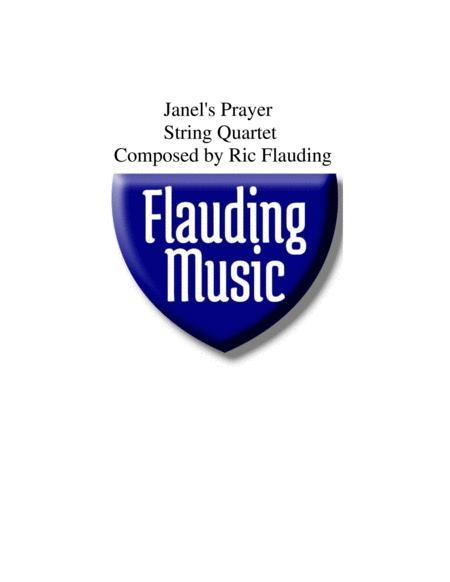 Janel's Prayer (String Quartet)