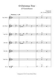 O Christmas Tree - For Orff Ensemble