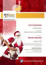 feliz navidad christmas classic clarinet quartet - Christmas Classic Music