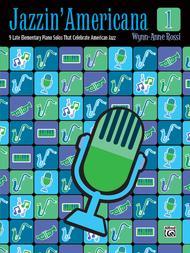Jazzin' Americana, Book 1
