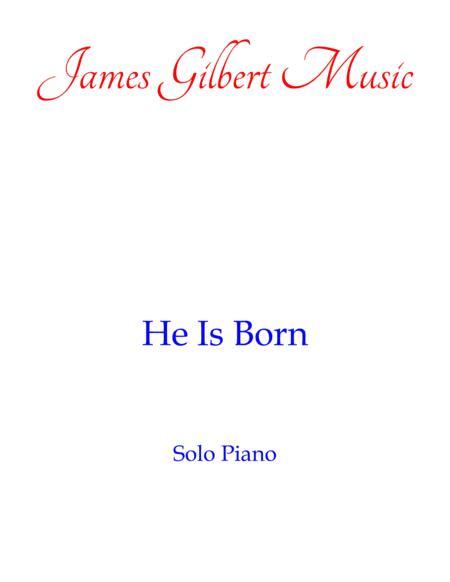 He Is Born (Il Est Ne)