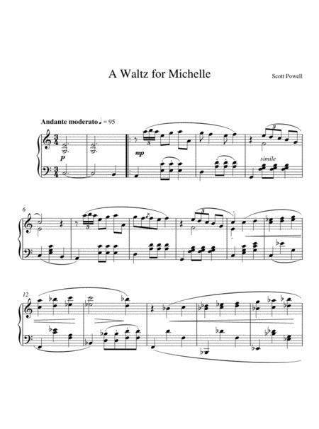 A Waltz for Michelle
