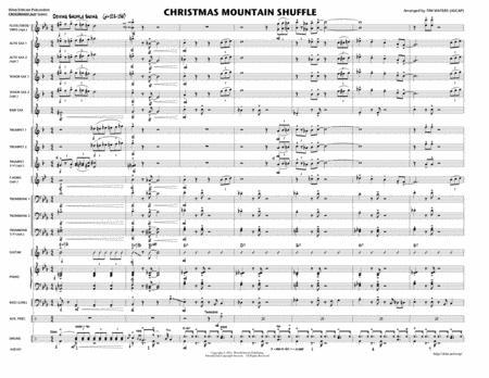 Christmas Mountain Shuffle