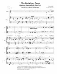 The Christmas Song (Chestnuts Roasting On An Open Fire) (Duet for Violin and Viola)