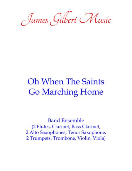 Oh When The Saints Go Marching In (CB/IE)