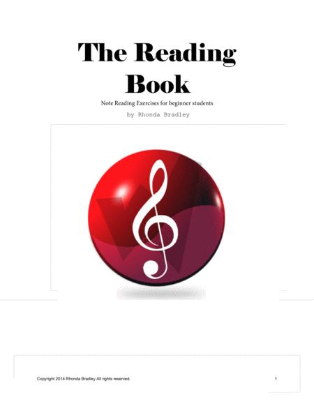 The Reading Book Note Reading exercises