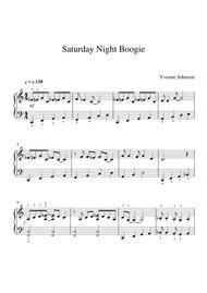 Saturday Night Boogie