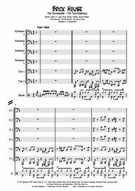 Brick House - For Tuba Ensemble