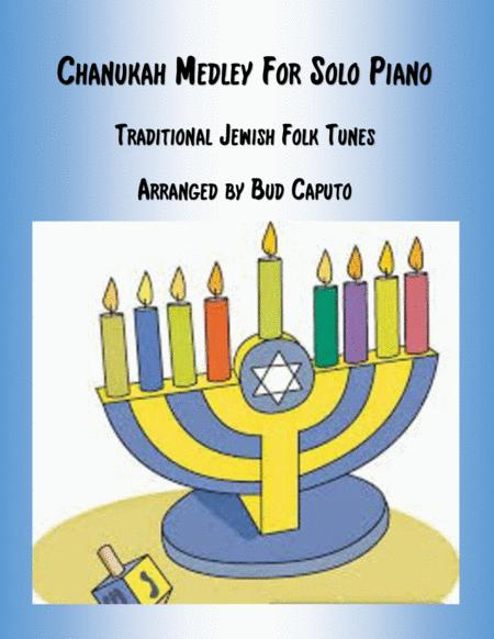 2016 Holiday Christmas Entry - Chanukah Medley for Solo Piano