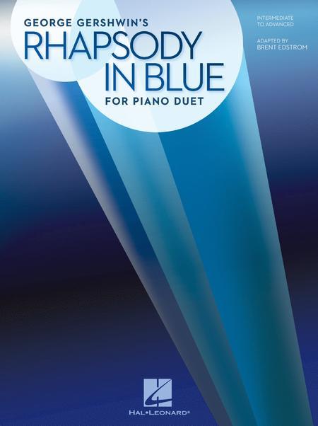 Rhapsody in Blue for Piano Duet