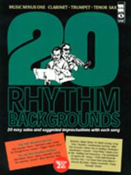 20 Rhythm Backgrounds to Easy Solos and Improvisations