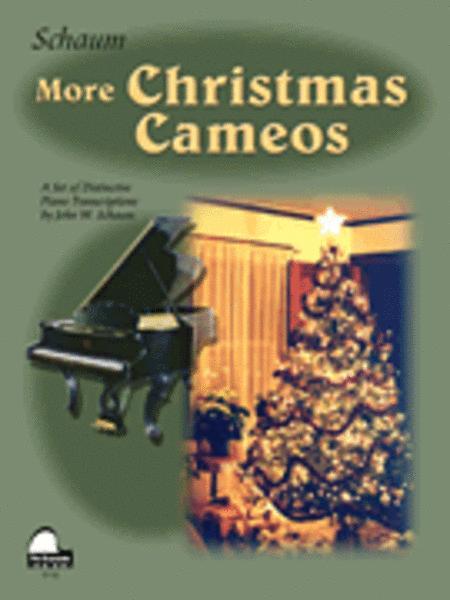 More Christmas Cameos