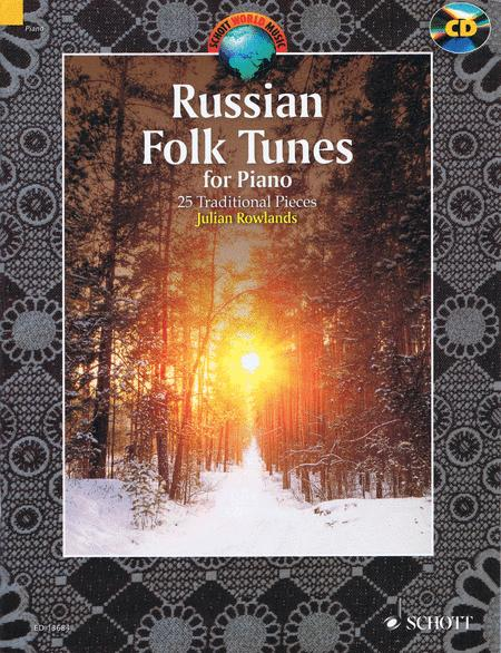 Russian Folk Tunes for Piano