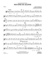 no one is alone from into the woods stephen sondheim ssa ssa sheet music