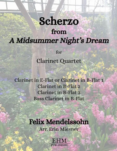 Scherzo from