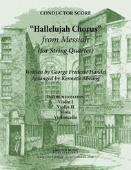 Handel - Hallelujah Chorus from Messiah (for String Quartet)