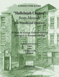 Handel - Hallelujah Chorus from Messiah (for Woodwind Quartet)