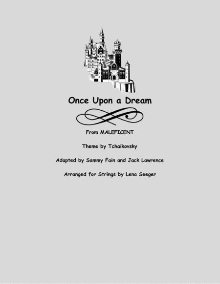 Once Upon A Dream (string trio)